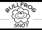Bullfrog Snot