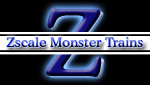 Zscale Monster Trains