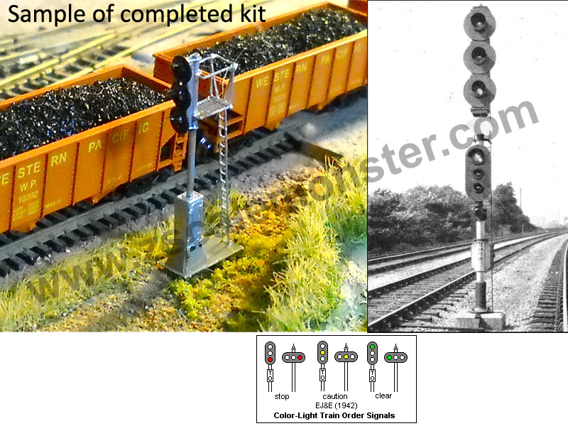 Z scale Micron Art Details - Zscale Monster Trains