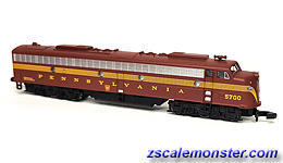 Z scale Marklin - Zscale Monster Trains